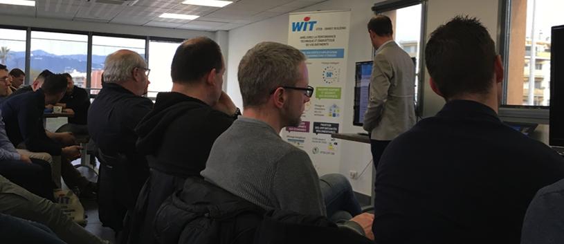 Encuentro anual de integradores certificado organizado por WIT